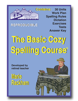 Basic Cozy Spelling Course
