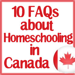 10 FAQs about homeschooling in Canada