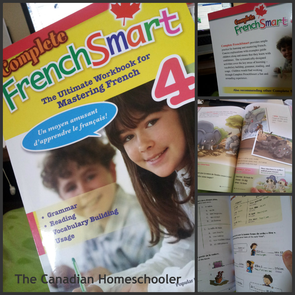 FrenchSmart Series from Popular Book Ltd.