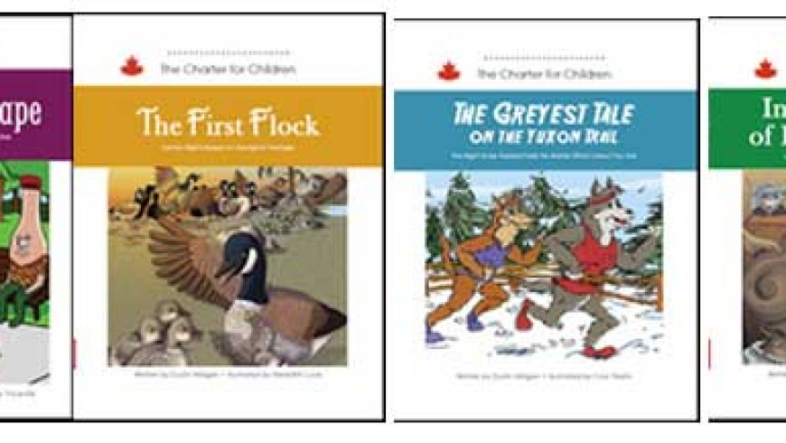 Charter for Children Book Series