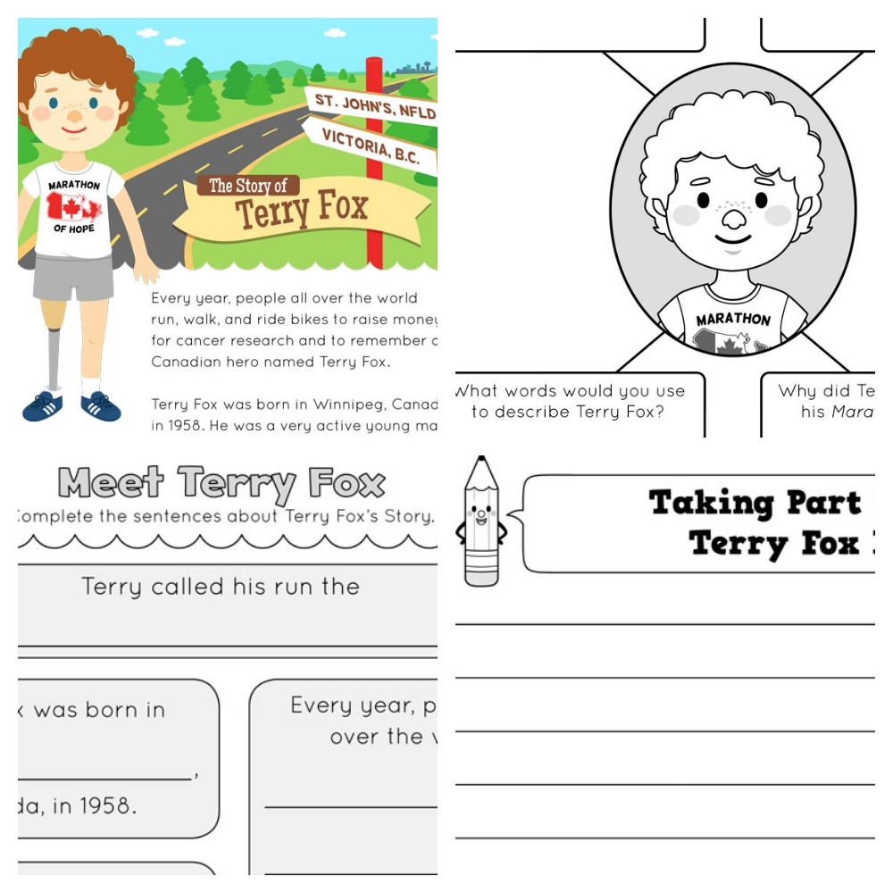 fox essay terry fox essay