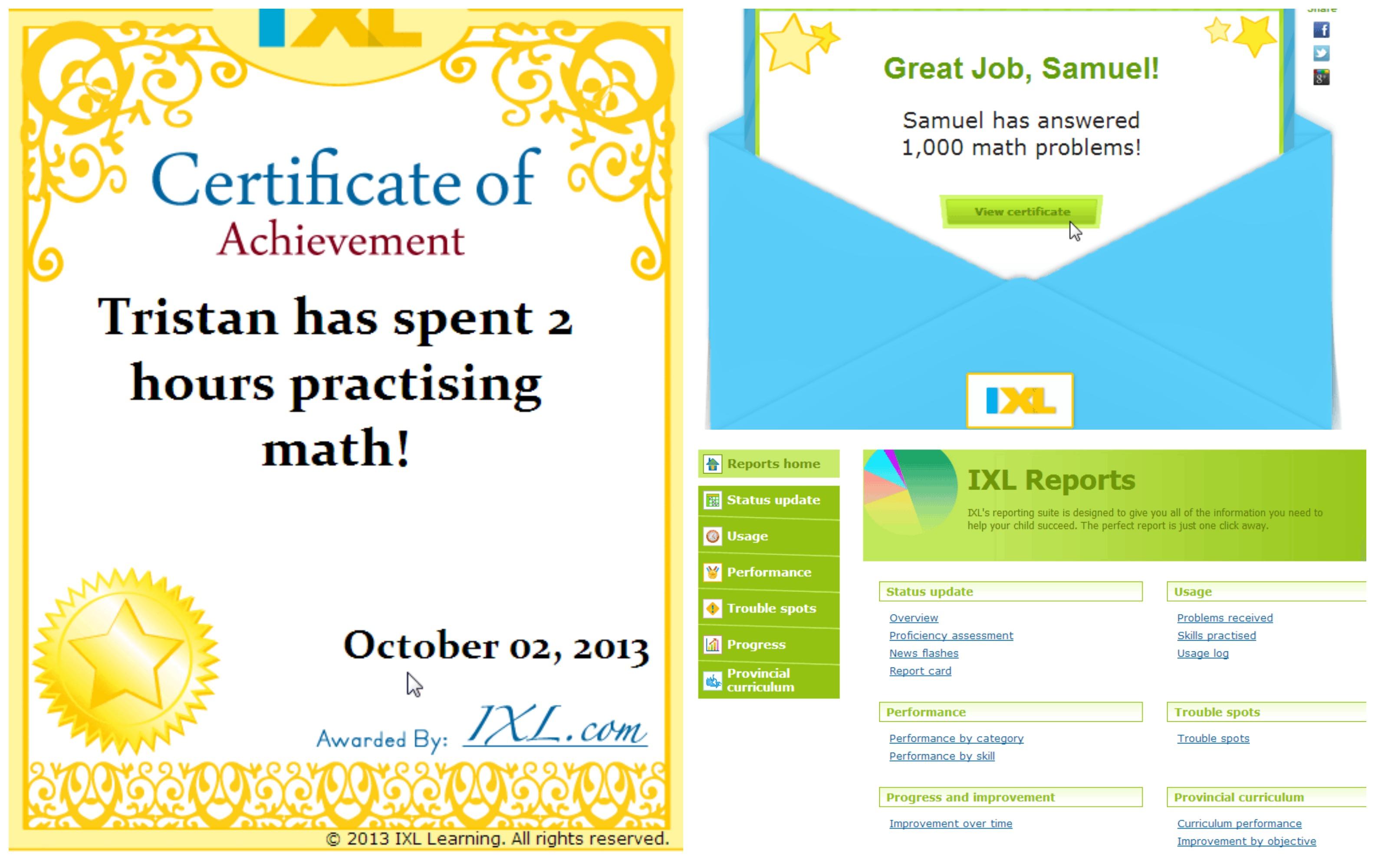 IXL Math and English Online Math and Language Arts 7738528 ...