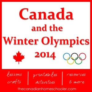 canada at the olympics 2014 learning resources