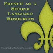 French Second Language Resources