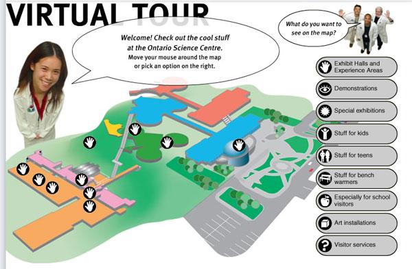 Ontario Science Centre Virtual Tour