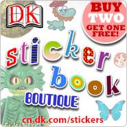 DK sticker-boutique