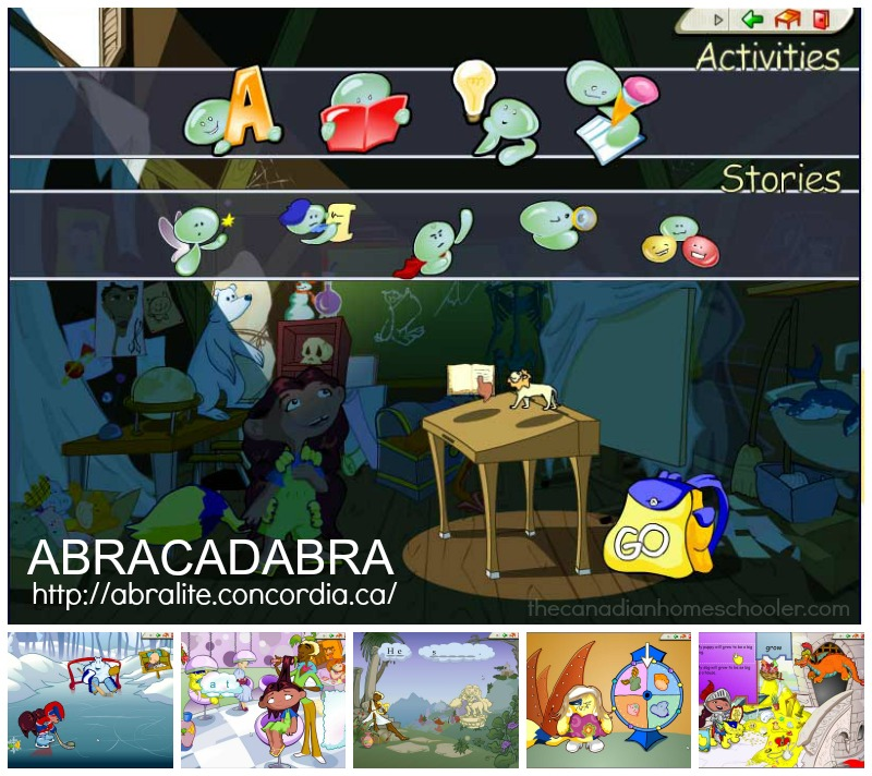 Abracadabra Reading Program