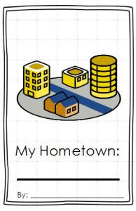 My Hometown Booklet