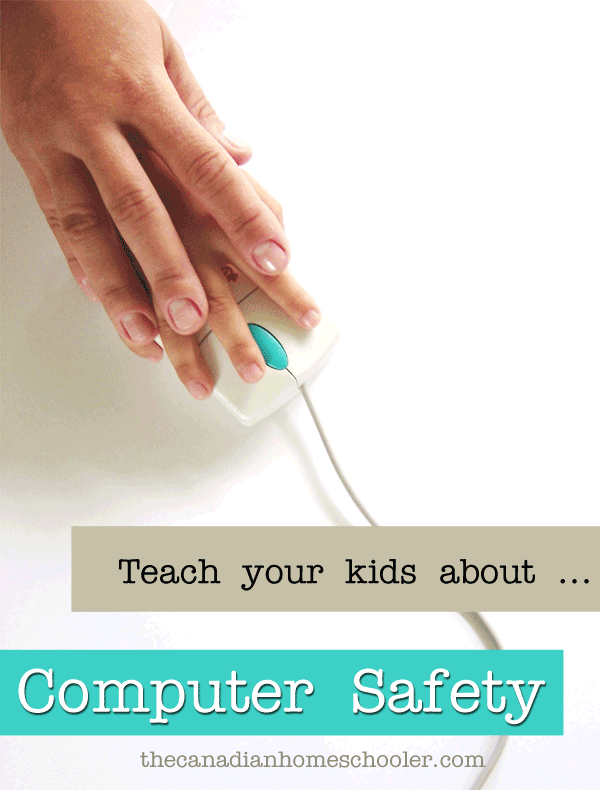 Teach Your Kids About ... Computer Safety