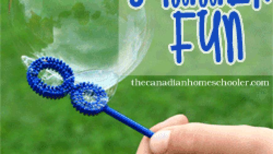171 (screen-free) Ideas for Summer Fun
