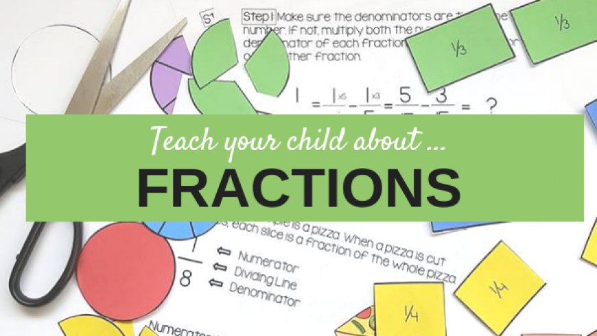 Fractions: A List of Free Resources To Help Master This Skill