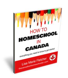 How To Homeschool in Canada