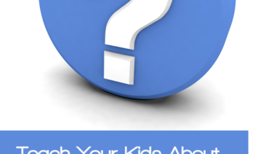 Teach Your Kids About …. Question Marks (and other punctuation)