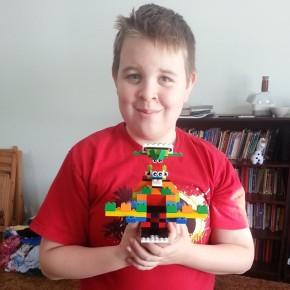 LEGOQuestII - Josiah