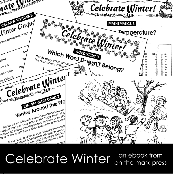 Celebrate Winter Lesson Plans