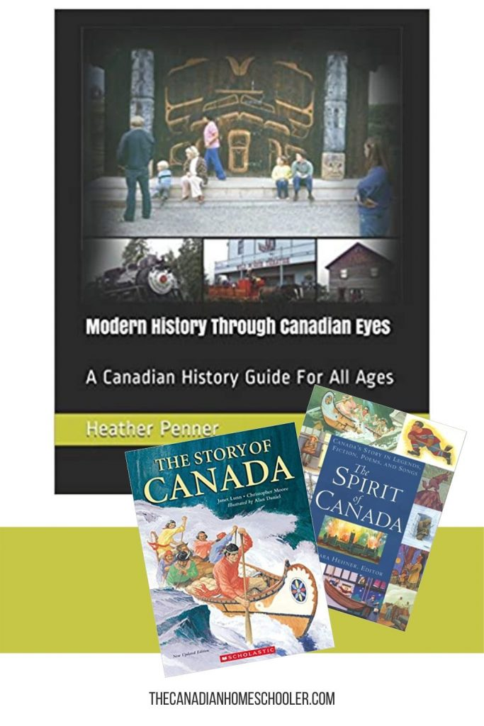 Book Cover for Modern History Through Canadian Eyes