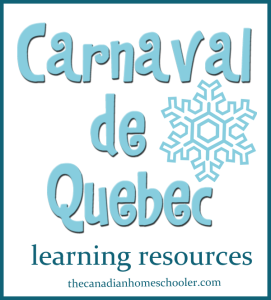 Learning Resources about the Quebec Winter Carnival