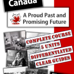 Creating History - A Canadian high school history course