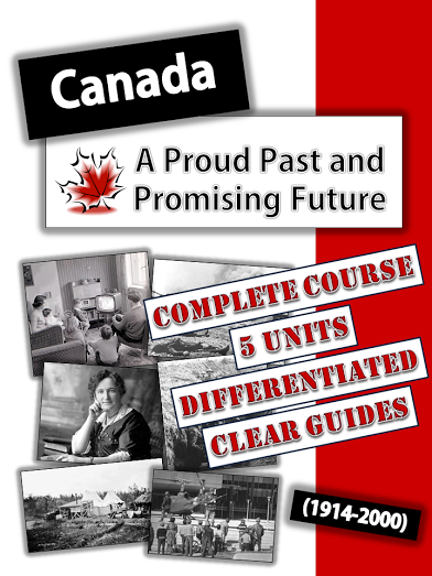High school Canadian history for homeschoolers