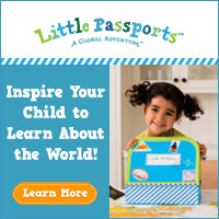 How to use Little Passports to create a Geography Experience.