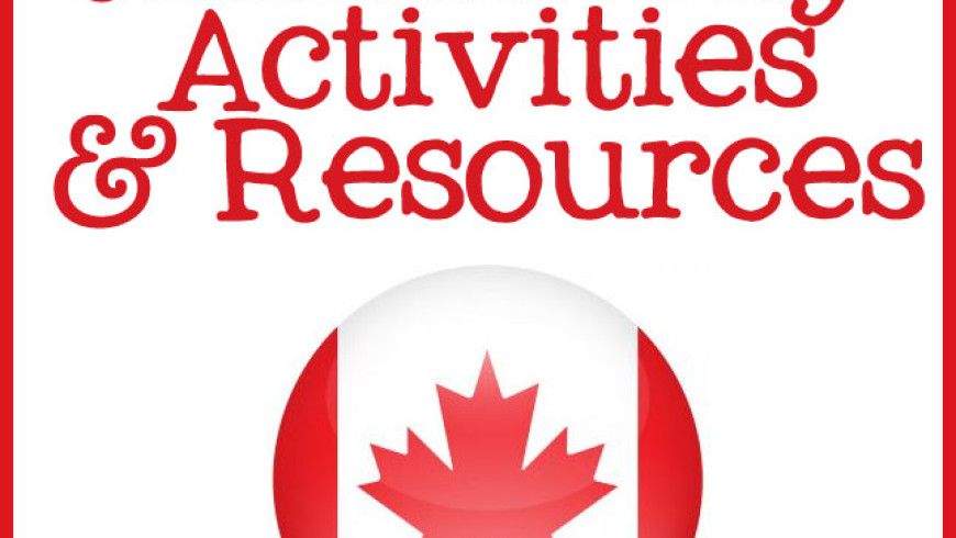 Canada Day Activities & Resources