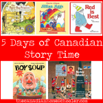 5 Days of Canadian Picture Books