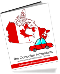 The Canadian Adventure ebook - take a virtual trip across Canada