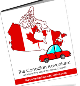 The Canadian Adventure ebook - take a virtual trip across Canada