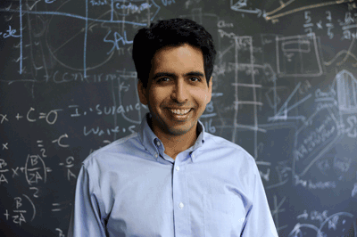 Sal Khan - the founder of Khan Academy