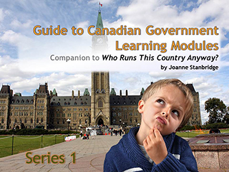 Donna Ward - Guide to Canadian Government Modules