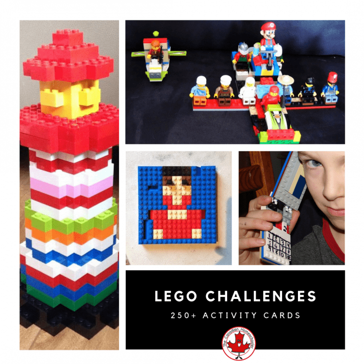 LEGOQuestII Challenges