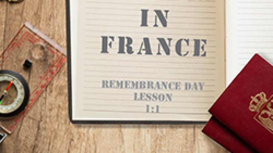 WWII Secret Agents in France Lesson by Donna Ward