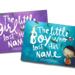 Lost My Name Personalized Children's Book