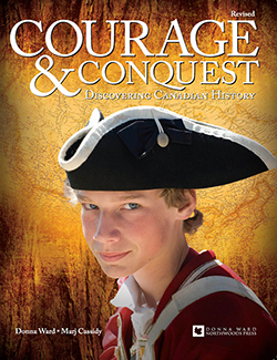 Discover Canadian History with Donna Ward's Courage & Conquest