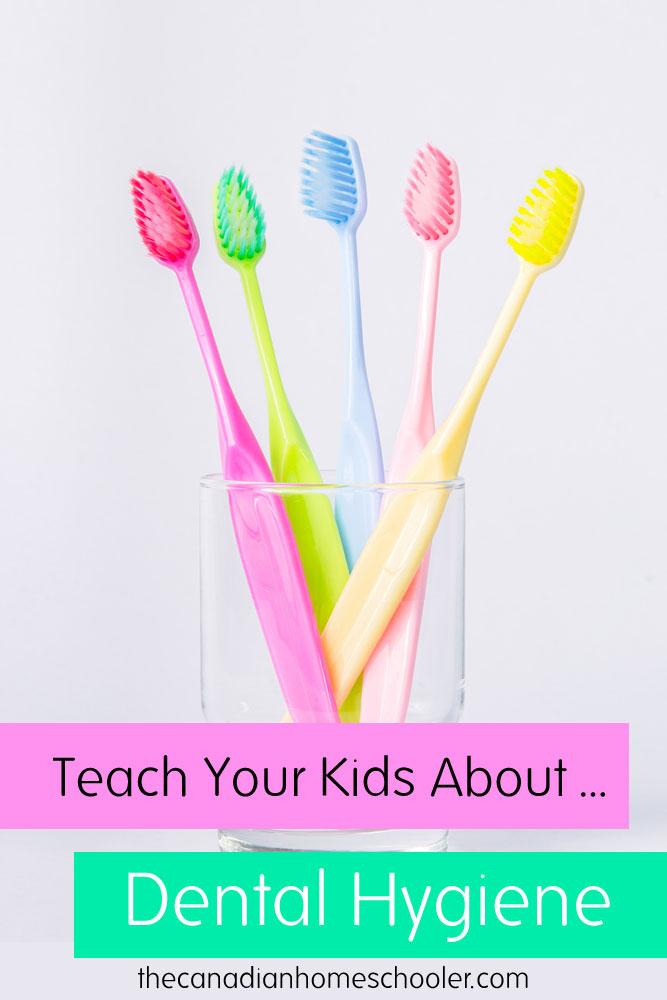 Teach Your Kids About Dental Health