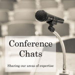Sharing Areas of Expertise in these Conference Chats