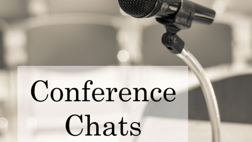 Conference Chat Sessions