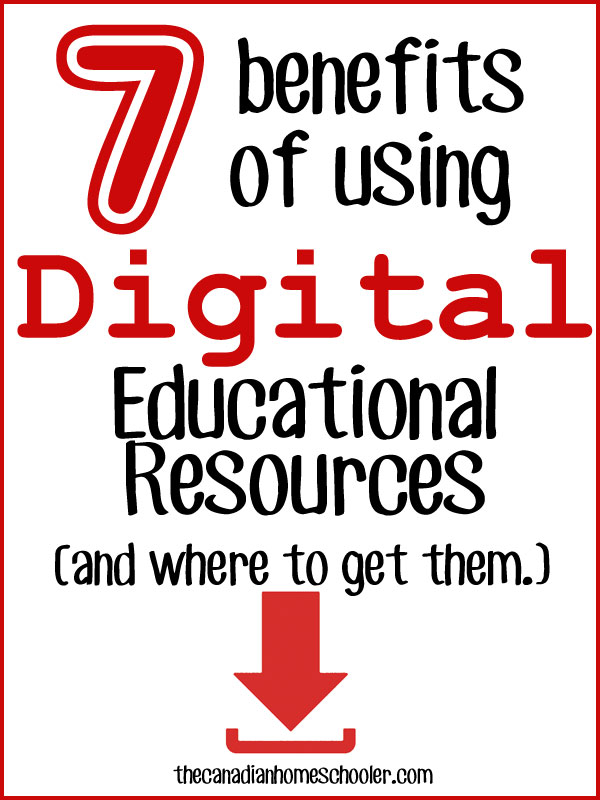 Why should you consider buying digital curriculum for your homeschool