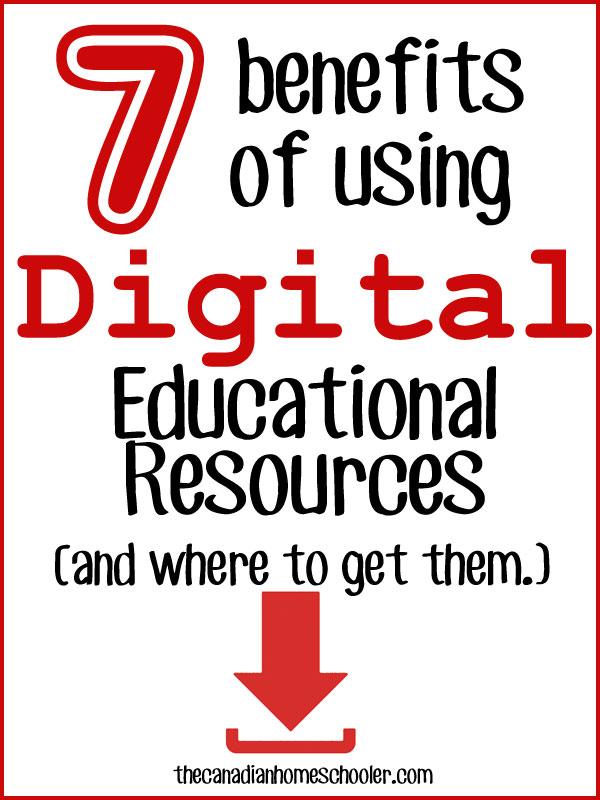 Why should you consider buying digital homeschool curriculum