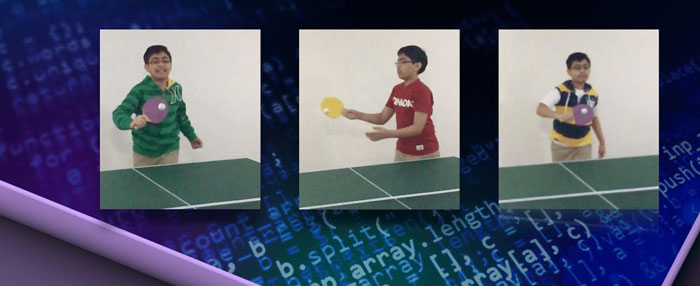 Tanmay Bakshi - Table Tennis