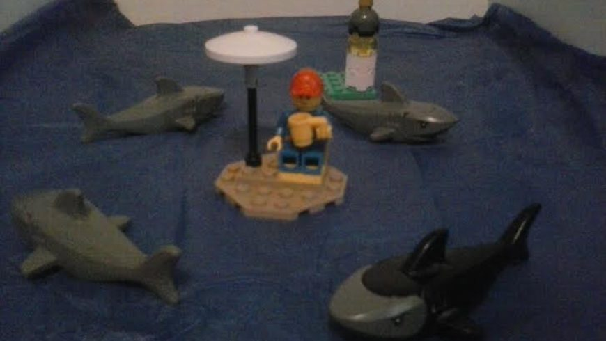 LEGOQuestII: Water – Photo