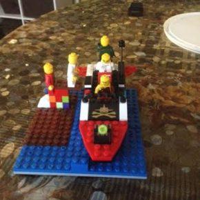 LEGOQuest: Water - Muhib