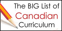 Canadian Homeschool Curriculum List