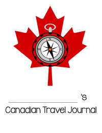 Canadian Travel Journal - companion to The Canadian Adventure