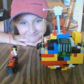 LEGOQuestII: Spaceships - Alexandra