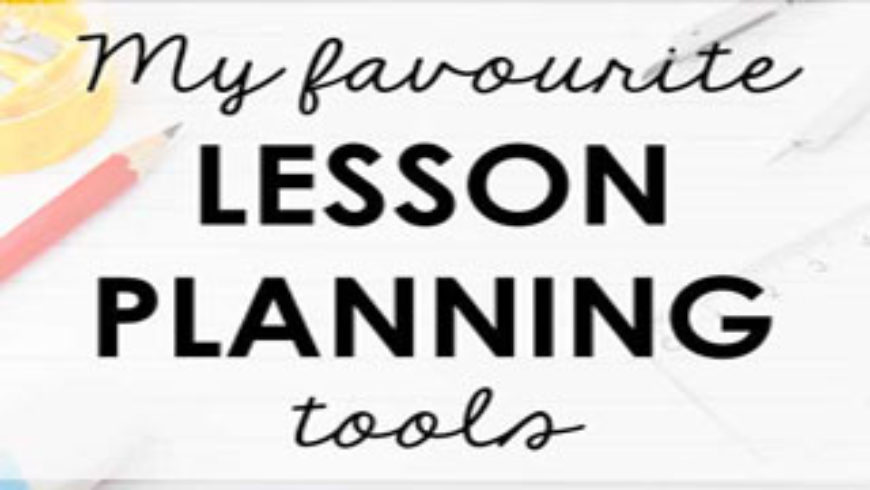 Lesson Planning Tools