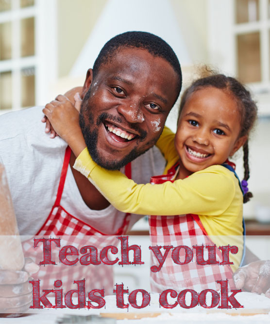 Teach Your Kids Cooking Class