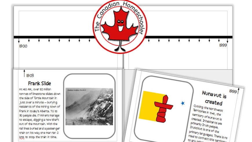 Timeline of Canada – From Confederation to Today