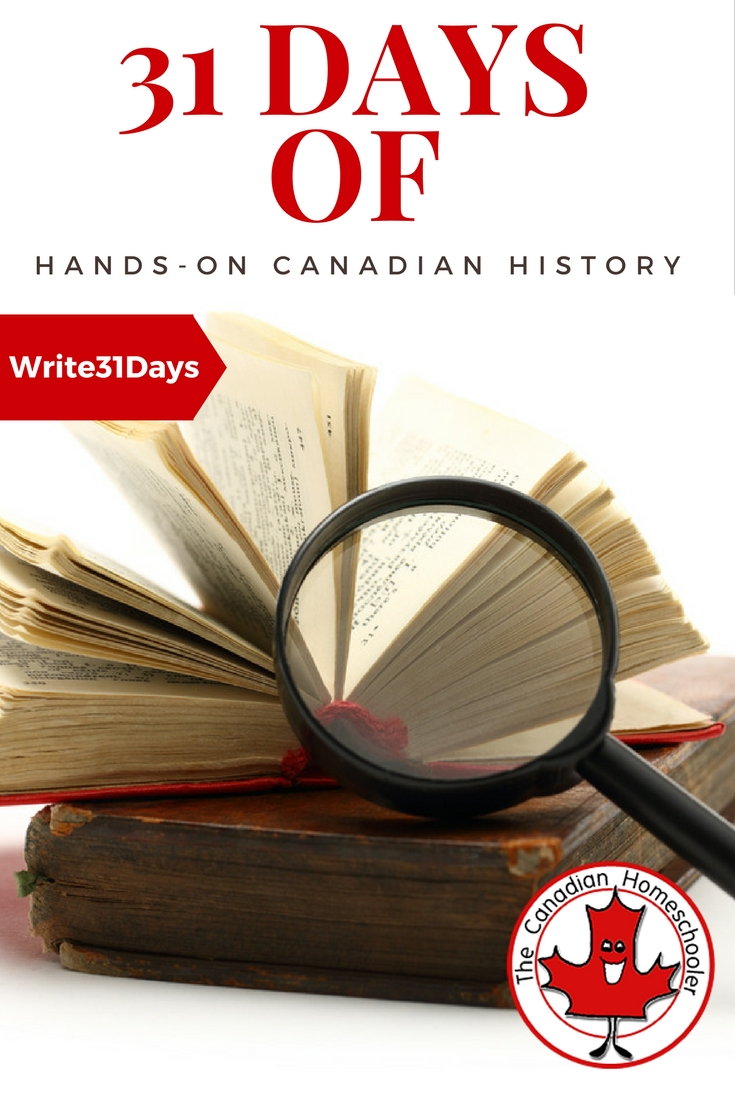 Hands-On Canadian History