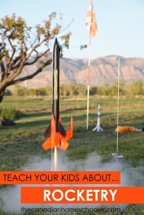 Teach Kids Rocketry